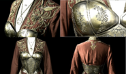 Cersei Blackwater armor behind the scenes montage