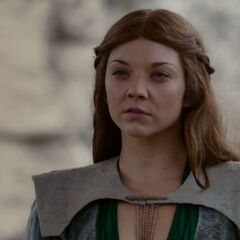 Margaery at the tourney.