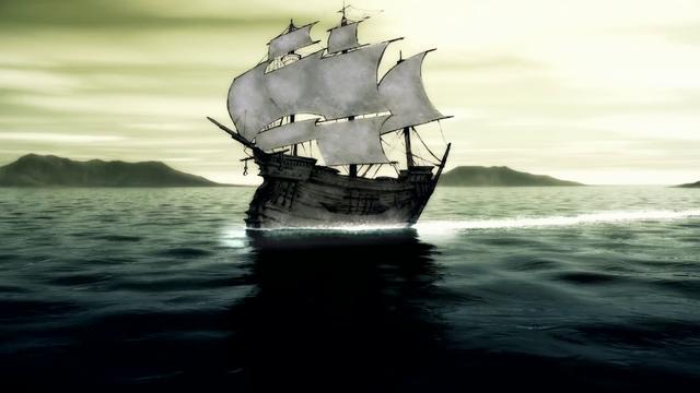 File:HL6 Ibbenese whaling ship on ocean.png