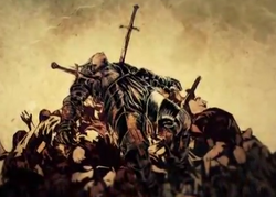 Daeron's death