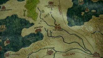 Riverlands map