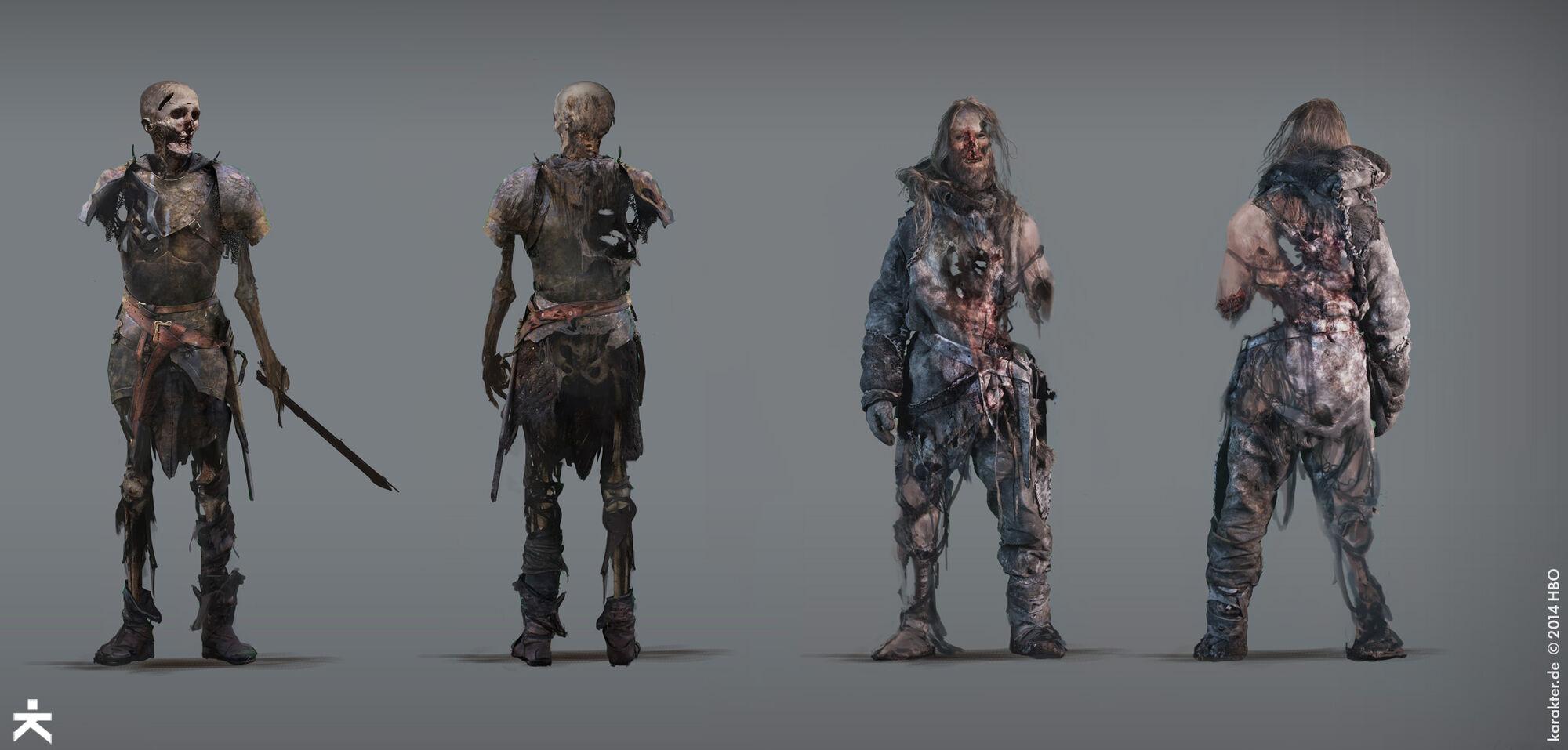 Season  Game Of Thrones Unsullied Armor Design