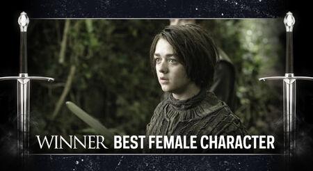 GOT AwardFrame Female