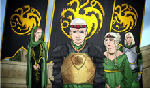 Aegon II Coronation