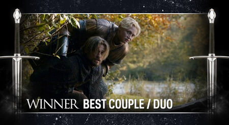 GOT AwardFrame Couple