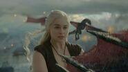 Daenerys Targaryen Battle of Bastards