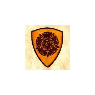 Символ будинку Тіреллов з промо-кампанії серіалу.