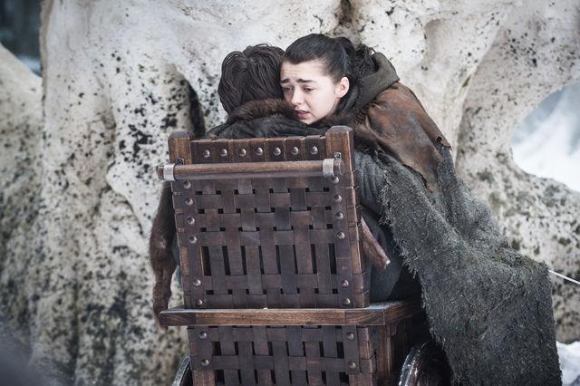 File:Arya and Bran Wheelchair.jpg