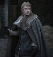 Blonde Theon Greyjoy pilot