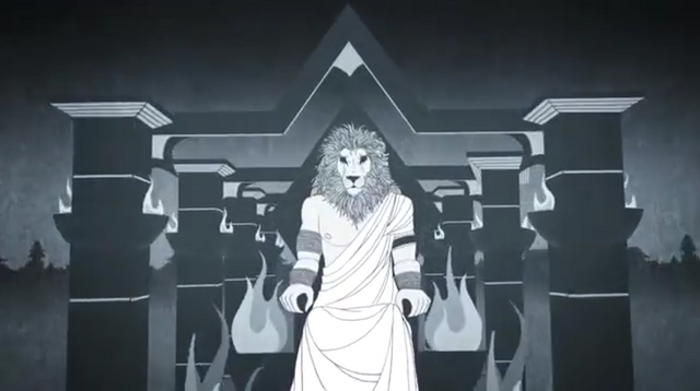 File:Lion of Night Many-Faced God Histories and Lore.png