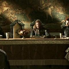 Varys attends a <a href=