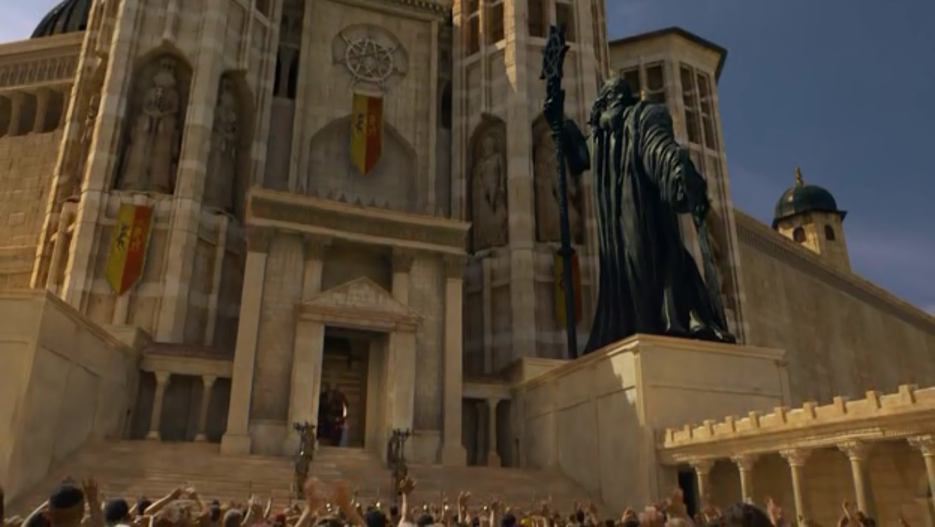 Great Sept Of Baelor Game Of Thrones Wiki Fandom