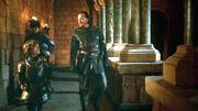 Tyrion and Bronn