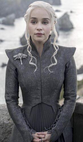 daenerys targaryen titel