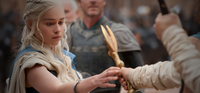 Season 3 Ep 4 Dany with Whip