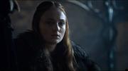 Sansa looks at Littlefinger