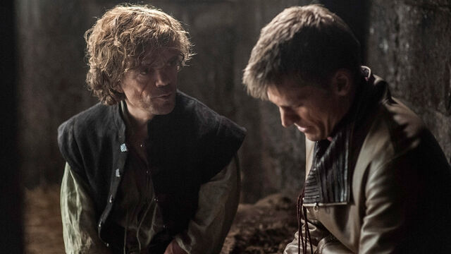 File:Tyrion and Jaime Lannister 4x07.jpg