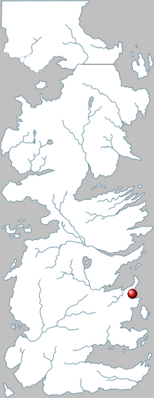 Blackgard Location