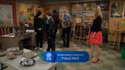 Season 1, Episode 10 - Fraud Alert! achievement