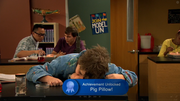 Season 1, Episode 3 - Pig Pillow! achievement