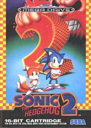 Sonic2 European Box