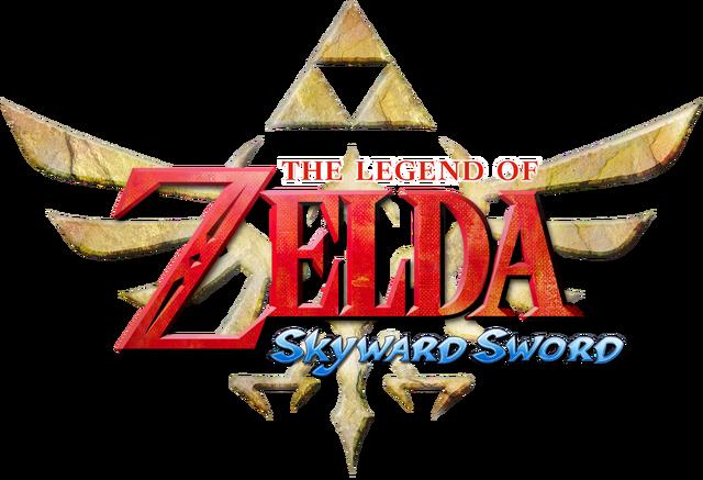 File:Skyward Sword Old Logo.png