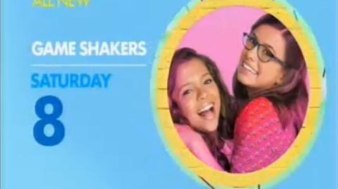 "Game Shakers - ""Bunger Games"" Official Promo"