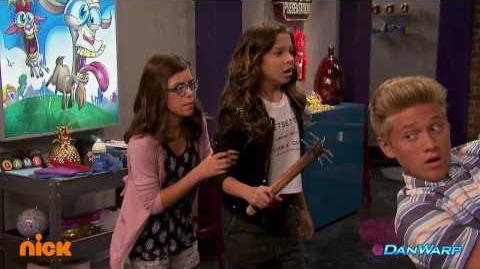 "The Game Shakers Catch a Hacker!! ""Game Shakers"" ""Air TnP"" Dan Schneider"