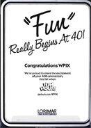 Fun Really Begins at 40 1988-04-04
