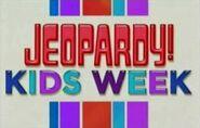 Jeopardy! Season 28 Kids Week Title Card