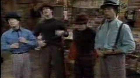 Rockapella as the Beatles