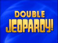 Jeopardy! 1992-1993 Double Jeopardy intertitle