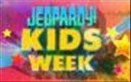 Jeopardy! Season 26 Kids Week Title Card