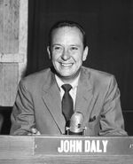 John Daly 1952 It's News to Me