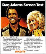 Don Adam's Screen Test 1975-3-3