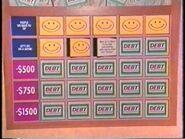 Debt Round 2 Board 2