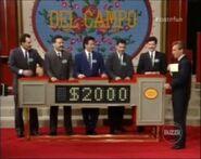Bullseye $2,000