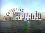 Jeopardy! Season 16 Celebrity Jeopardy! Title Card