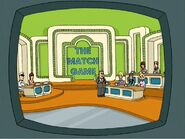 Family Guy The Match Game