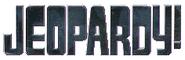 Dark Silver Jeopardy Logo