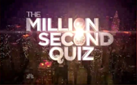 The Million Second Quiz