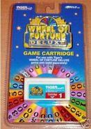 Wheel of Fortune Handleld Cartridge Deluxe