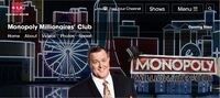 Monopoly Millionaires Club GSN Boarder