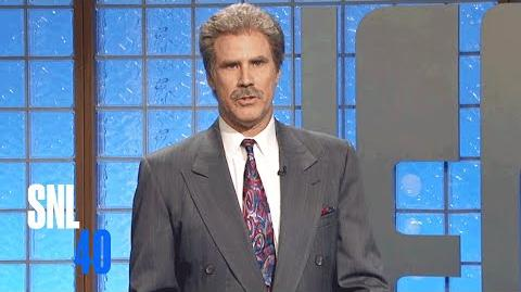 Celebrity Jeopardy - SNL 40th Anniversary Special