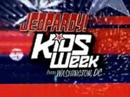 Jeopardy! Season 20 Kids Week Title Card