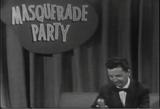 Masquerade Party 1957
