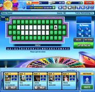 Facebook Wheel Game 2012