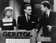 Vivienne Nearing, Jack Barry, Charles Van Doren NYWTS