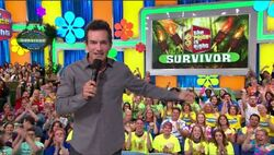 Jeff Probst on The Price Is Right