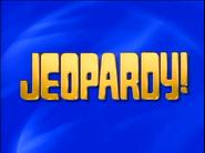 Jeopardy! 1992-1993 season intertitle